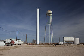 New Home Texas Water Towers 2011.jpg