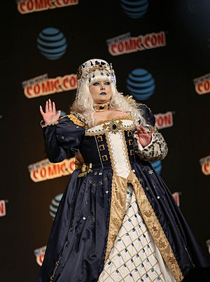 New York Comic Con - Image: New York Comic Con 2016 cosplay (30228491385)