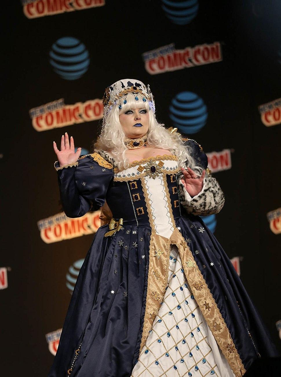 New York Comic Con 2016 cosplay (30228491385)