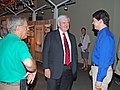 Newt Gingrich Visits the NIM- 18 May 2012 (7223448274).jpg