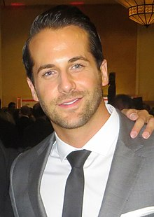 Description de l'image Niall Matter 2013 Leo Awards (cropped).jpg.