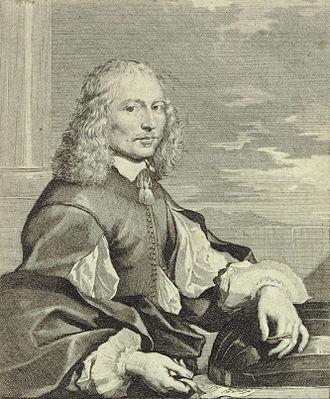 Nicolas Hotman - Nicolas Hotmann, 1650