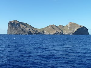 Nihoa - View of Nihoa Island