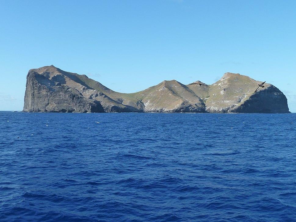 Nihoa, Northwestern Hawaiian Islands, USA-2012