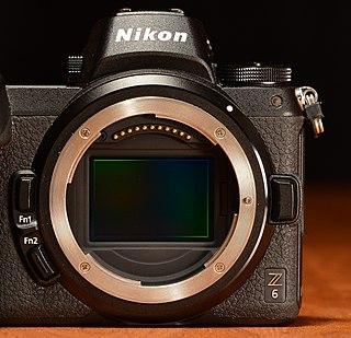 Nikon Z-mount Digital camera lens mount