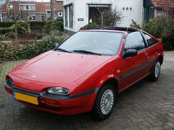1992 Nissan NX 1.6