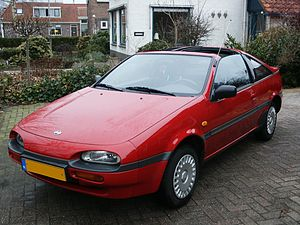 Jerry hirshberg wikivisually nissan nx nissan 100nx 16 t bar roof in the netherlands fandeluxe Images