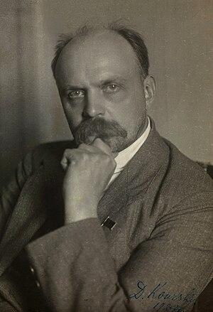 Dmitry Kursky - Kursky c. 1923