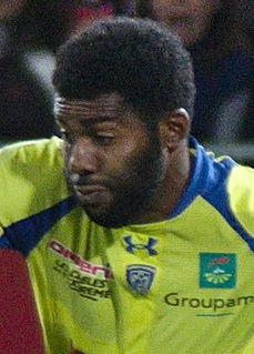 Noa Nakaitaci Fijian rugby union player