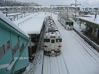 Noheji Station - Image: Noheji