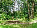 Nointel (95), calvaire, au nord du parc château, vers Beaumont.jpg