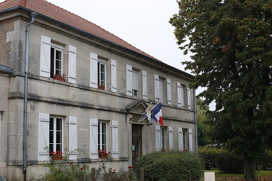 Mairie de Nonsard-Lamarche.