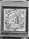 noord-nederlandse tegel uit de collectie van het museum - amsterdam - 20022043 - rce