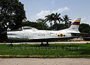 North American F-86K Sabre, Venezuela - Air Force JP6377296.jpg