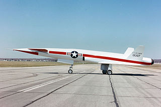North American X-10 Experimental missile to test design features of the SM-64 Navaho missile