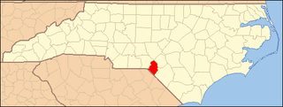 National Register of Historic Places listings in Scotland County, North Carolina Wikimedia list article