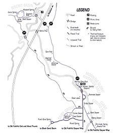 Geothermal areas of Yellowstone - Wikipedia