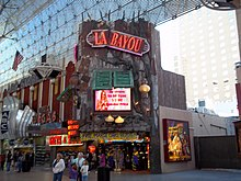 Northwest entrance la bayou casino 1.jpg