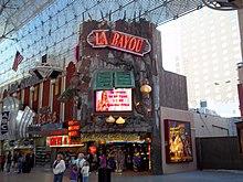 Northwest entrance la bayou casino 1.jpg
