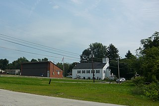 Census-designated place in Pennsylvania, United States
