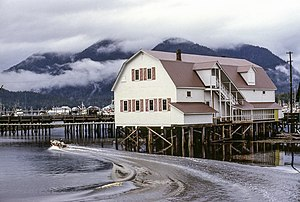 National Register of Historic Places listings in Petersburg Borough, Alaska - Image: Norway Hall