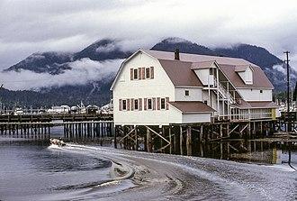 National Register of Historic Places listings in Petersburg Borough, Alaska - Image: Norway Hall