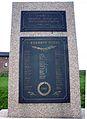 Norwegian Independent Company 1 and Shetland bus memorial Akershus Fortress (2014).jpg