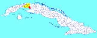 Nueva Paz Municipality in Mayabeque, Cuba