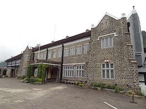 Hill Club - The Hill Club, Nuwara Eliya