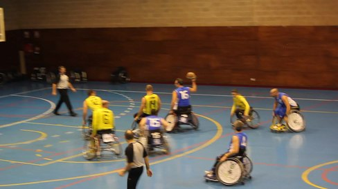 File:ONCE v Burgos, Madrid, December 14, 2013 Video 02.ogv