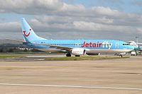 OO-JAX - B738 - TUI fly Belgium