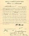 Oath of Deputy Marshal for H. J. Barnes (8495459096).jpg