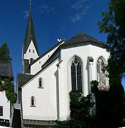 """Katolska kyrka """"Pfarrkirche St. Johann"""""""