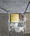Oberwesel Schaarplatz 1, Stolperstein des Künstlers Gunter Demnig.jpg