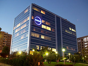 Acerinox - Acerinox's headquarters in Madrid
