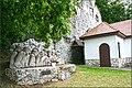 Ogrodzieniec church, Eucharist - panoramio.jpg