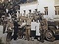 Okresní sjezd hasičstva ve Šternberku - 2. místo Sbor dobrovolných hasičů Dolní Libina, společné foto (ženy na snímku - samaritánská služba).jpg