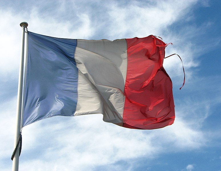 File:Old Frayed French Flag (6032746234).jpg