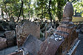 Old Jewish Cemetery in Josefov, Prague - 8371.jpg