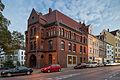 Old Linden town hall Deisterstrasse Hanover Germany 02.jpg