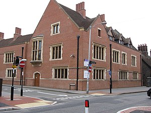 Old Palace School - Image: Old Palace School (Croydon Palace)