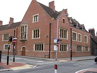 Old Palace School - Image: Old Palace School (Croydon Palace)
