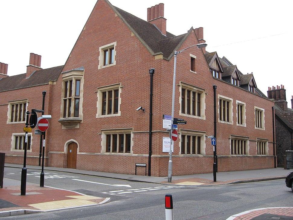 Old Palace School (Croydon Palace)