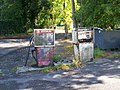 Old Roadside Petrol Pumps at the Cornascriebe Road. - geograph.org.uk - 561103.jpg