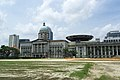 Old Supreme Court Building and City Hall from the Padang, Singapore - 20110205.jpg