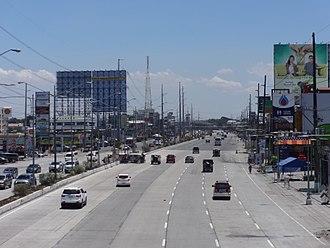San Fernando, Pampanga - Jose Abad Santos Avenue