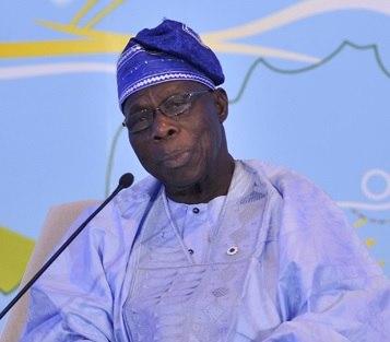 Olusegun Obasanjo 2014