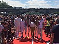 Olympic Days Paris June 2017 - Fencing and Laura Flessel 01.jpg