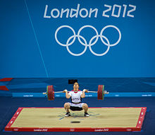 Olympics 2012 Women's 75kg Weightlifting (3).jpg