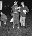 Olympische revances in stadion Amsterdam, Wilma Rudolph, Bestanddeelnr 911-6040.jpg